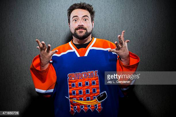Director Kevin Smith is photographed for Los Angeles Times on September 5 2014 in Toronto Ontario PUBLISHED IMAGE CREDIT MUST READ Jay L...