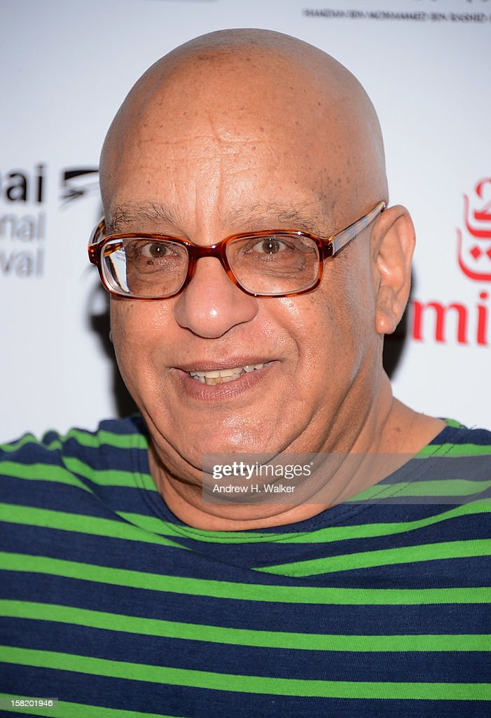 Director Khairy Beshara attends the 'Moondog' premiere during day three of the 9th Annual Dubai International Film Festival held at the Madinat Jumeriah Complex on December 11, 2012 in Dubai, United Arab Emirates.