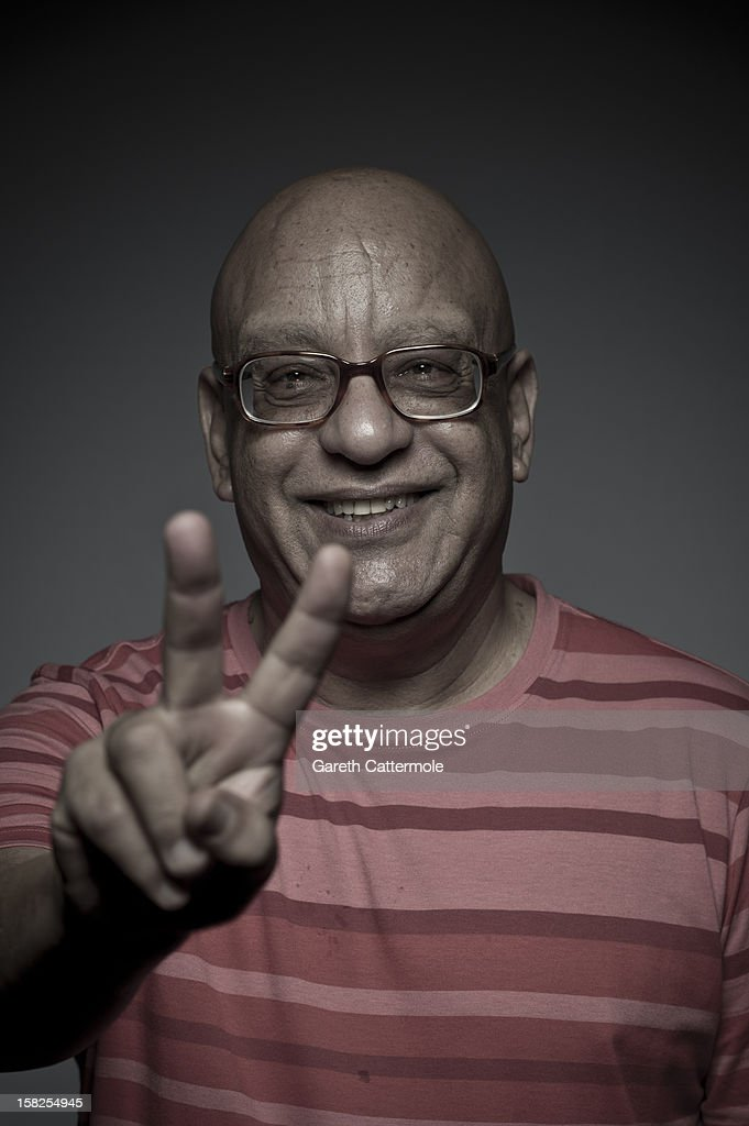 Director Khairy Beshara during a portrait session on day four of the 9th Annual Dubai International Film Festival held at the Madinat Jumeriah Complex on December 12, 2012 in Dubai, United Arab Emirates.