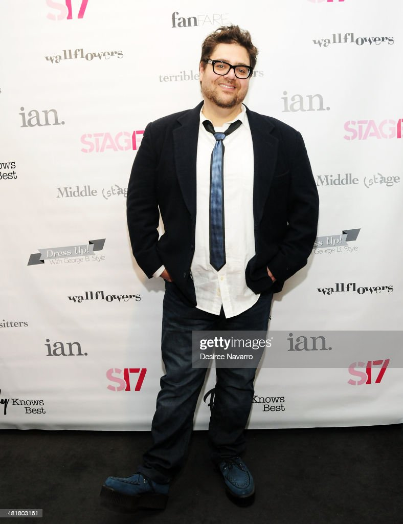 Director Kieran Turner attends the Stage17 Premiere at Walter Reade Theater on March 31, 2014 in New York City.
