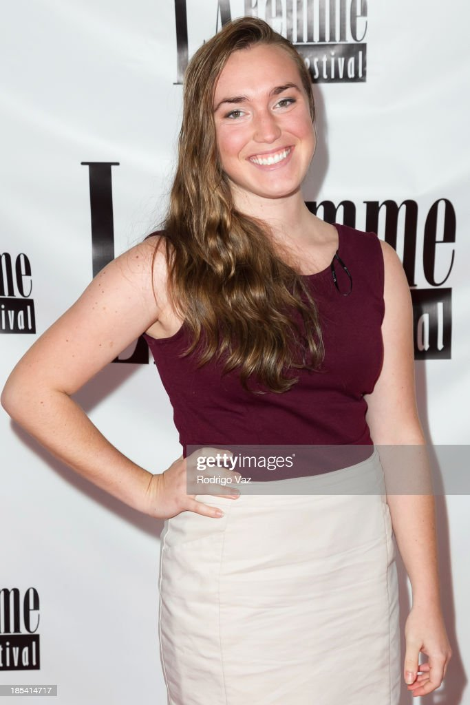 Director Kiley Vorndran attends the 9th Annual La Femme International Film Festival 'A Case Of You' premiere at Regal Cinemas L.A. Live on October 19, 2013 in Los Angeles, California.