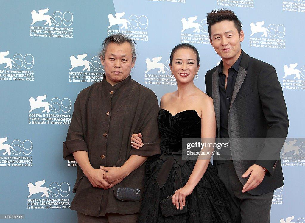 """Pieta"" Photocall - The 69th Venice Film Festival"