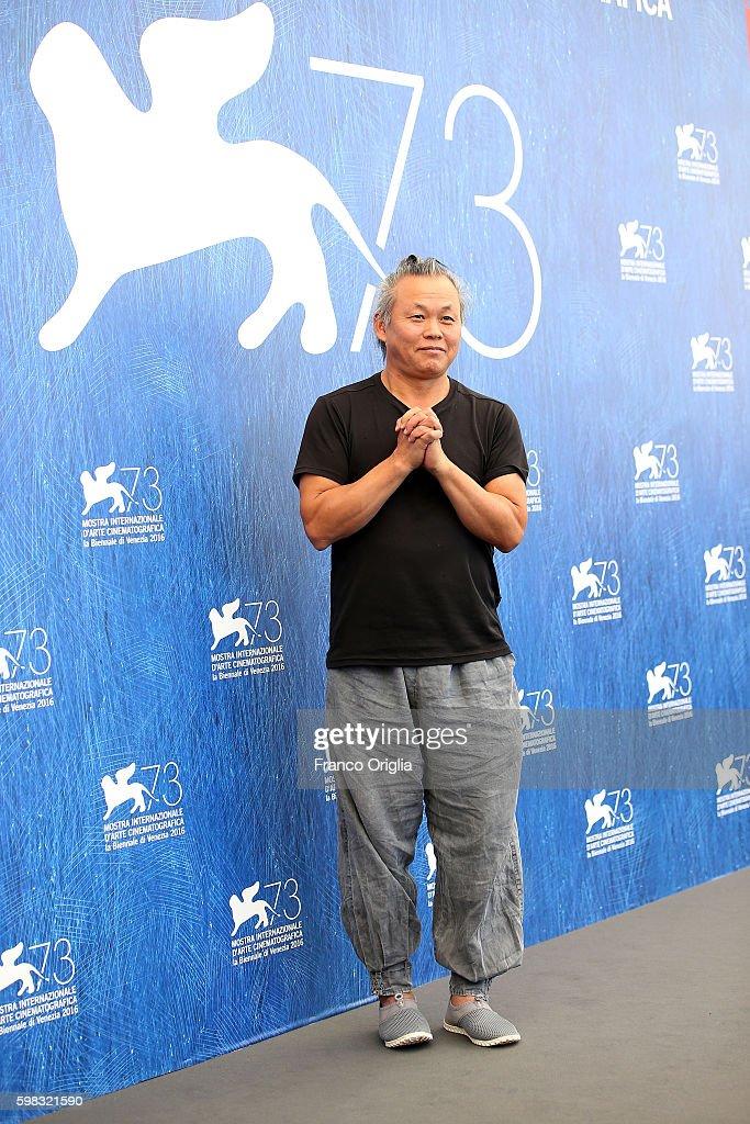 'Geumul - The Net' Photocall - 73rd Venice Film Festival