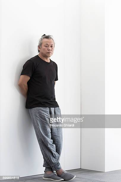 Director Kim Kiduk is photographed for Self Assignment on September 1 2016 in Venice Italy