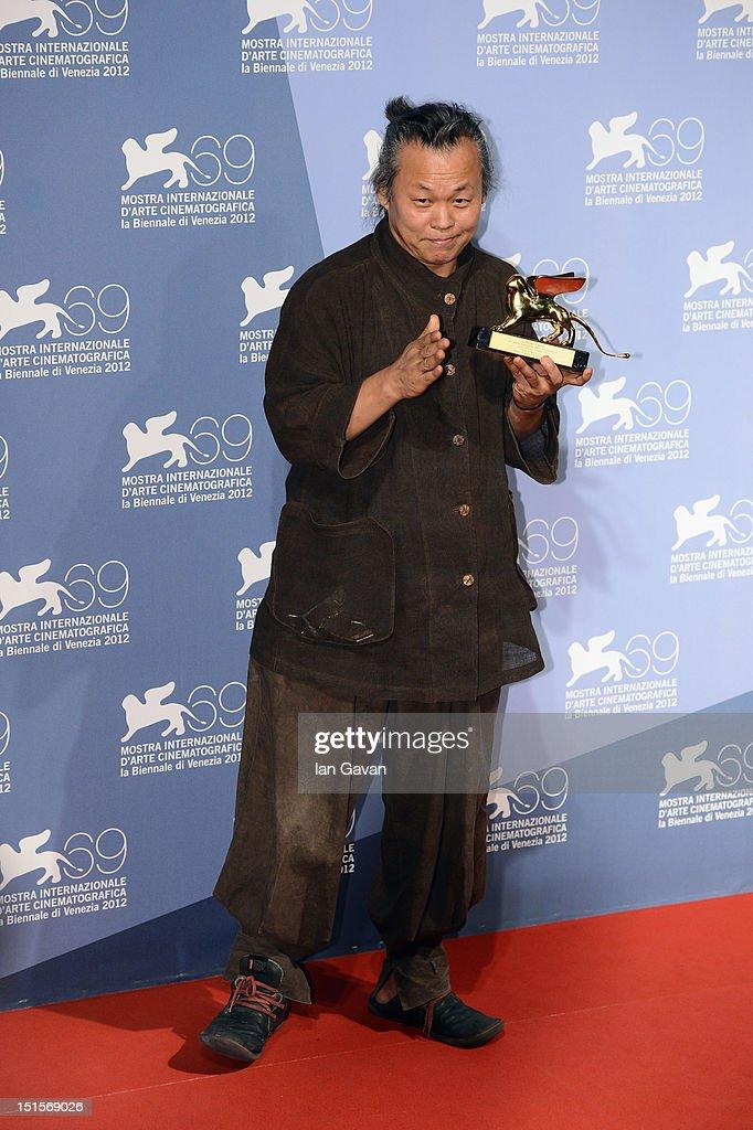 Award Winners Photocall - The 69th Venice Film Festival