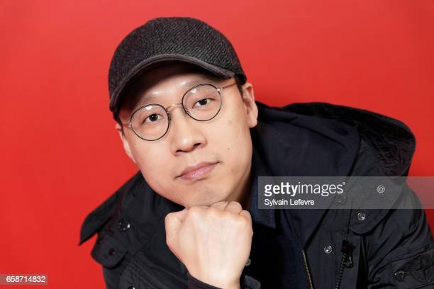 Director Kim SeongHun is photographed for Self Assignment on March 13 2017 in Lille France