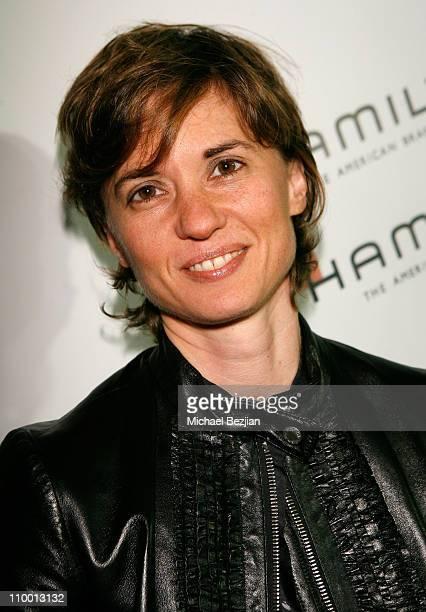 Director Kimberly Peirce arrives at The Behind the Camera Awards held at The Highlands on November 9 2008 in Hollywood California