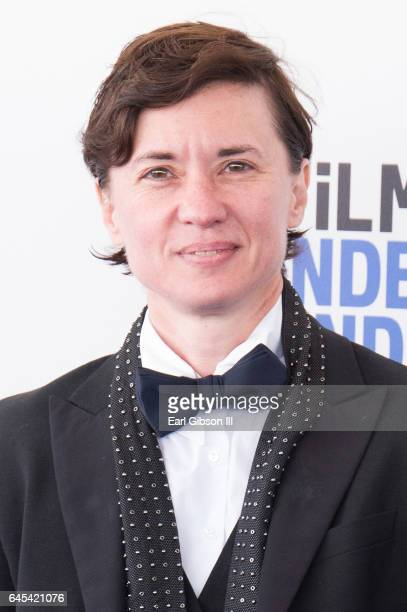 Director Kimberly Peirce attends the 2017 Film Independent Spirit Awards on February 25 2017 in Santa Monica California