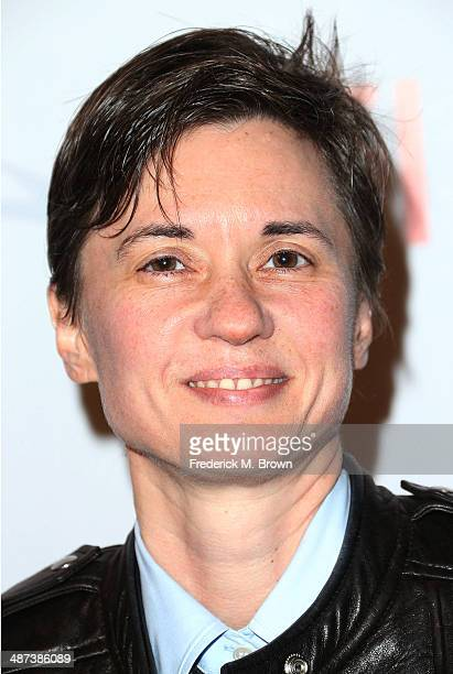 Director Kimberly Peirce attends the AFI Directing Workshop for Women Showcase at the Directors Guild Of America on April 29 2014 in Los Angeles...