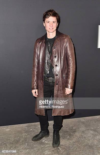 Director Kimberly Peirce attends the premiere of 'Past Forward' a movie by David O Russell presented by Prada on November 15 2016 at Hauser Wirth...