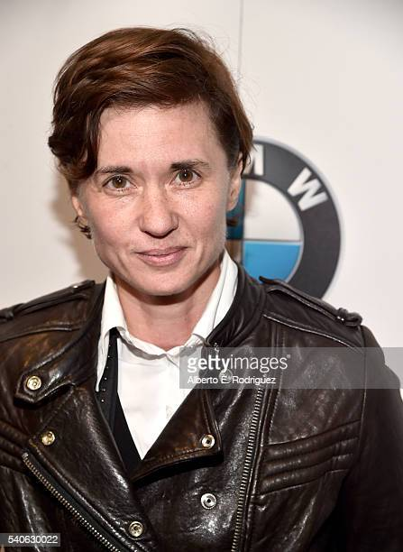 Director Kimberly Peirce attends the Women In Film 2016 Crystal Lucy Awards Presented by Max Mara and BMW at The Beverly Hilton on June 15 2016 in...