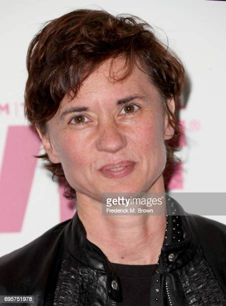 Director Kimberly Peirce attends the Women In Film 2017 Crystal Lucy Awards presented By Max Mara and BMW at The Beverly Hilton Hotel on June 13 2017...