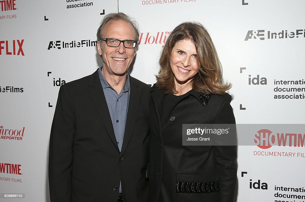 Director Kirby Dick and filmmaker Amy Ziering attend the 32nd Annual IDA Documentary Awards held at Paramount Studios on December 9, 2016 in Hollywood, California.