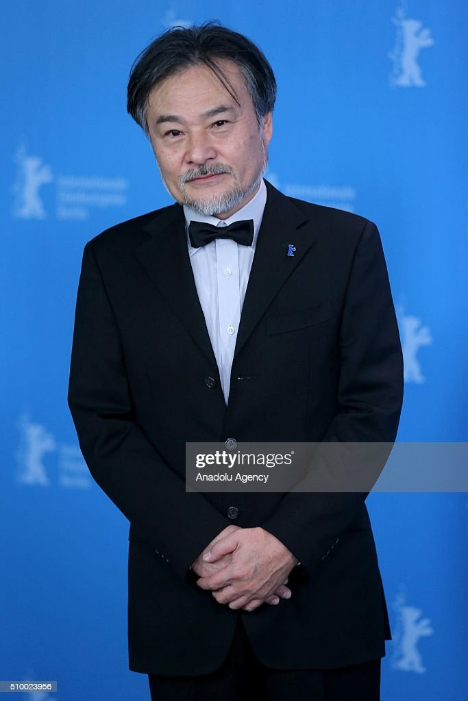 Director Kiyoshi Kurosawa attends the 'Creepy' photo call during the 66th Berlinale International Film Festival Berlin at Grand Hyatt Hotel on February 13, 2016 in Berlin, Germany