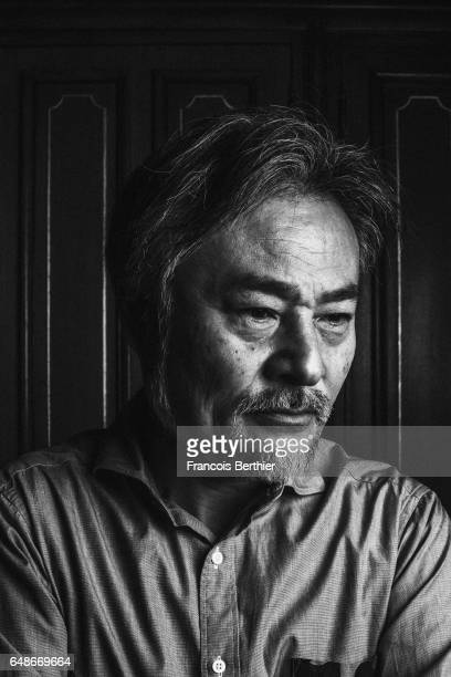 Director Kiyoshi Kurosawa is photographed for Self Assignment on January 31 2017 in Paris France