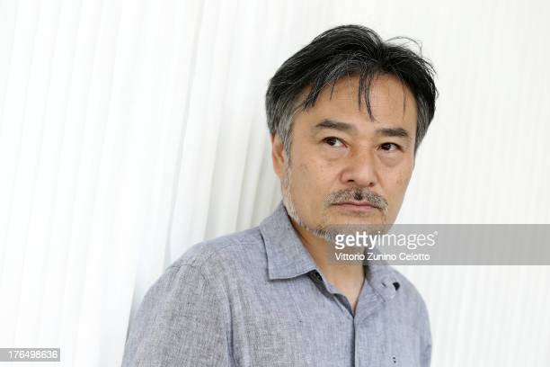 Director Kiyoshi Kurosawa poses for a portrait during the 66th Locarno Film Festival on August 14 2013 in Locarno Switzerland