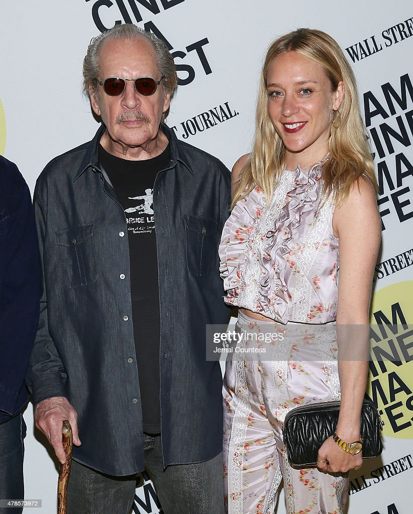 Director Larry Clark and actress Chloe Sevigny attend the 'Kids' 20th Anniversary Screening at BAMcinemaFest 2015 at BAM Peter Jay Sharp Building on June 25, 2015 in New York City.