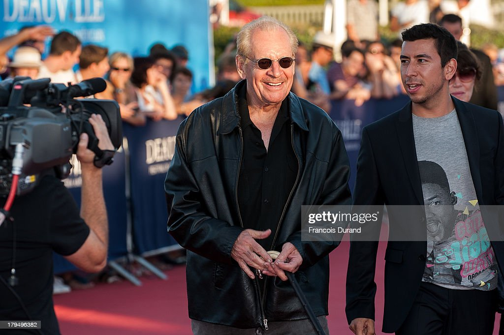 Director <a gi-track='captionPersonalityLinkClicked' href=/galleries/search?phrase=Larry+Clark&family=editorial&specificpeople=2234055 ng-click='$event.stopPropagation()'>Larry Clark</a> arrives at the premiere of the film 'Parkland' during the 39th Deauville American Film Festival on September 4, 2013 in Deauville, France.