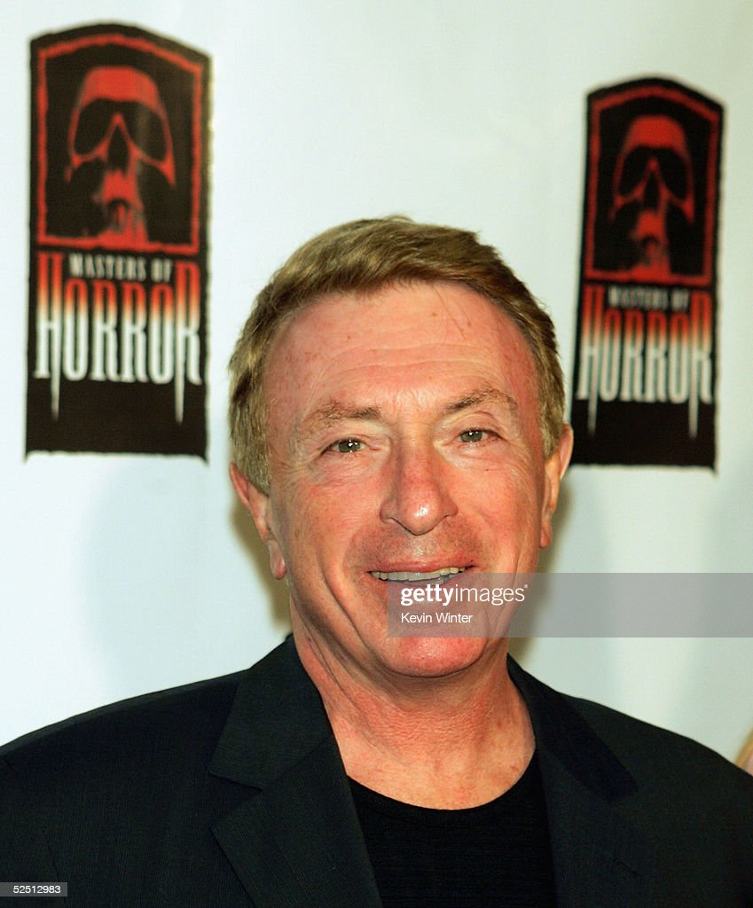 Director Larry Cohen arrives at a party to celebrate Showtime's series 'Masters of Horror' at Element on March 30 2005 in Los Angeles California