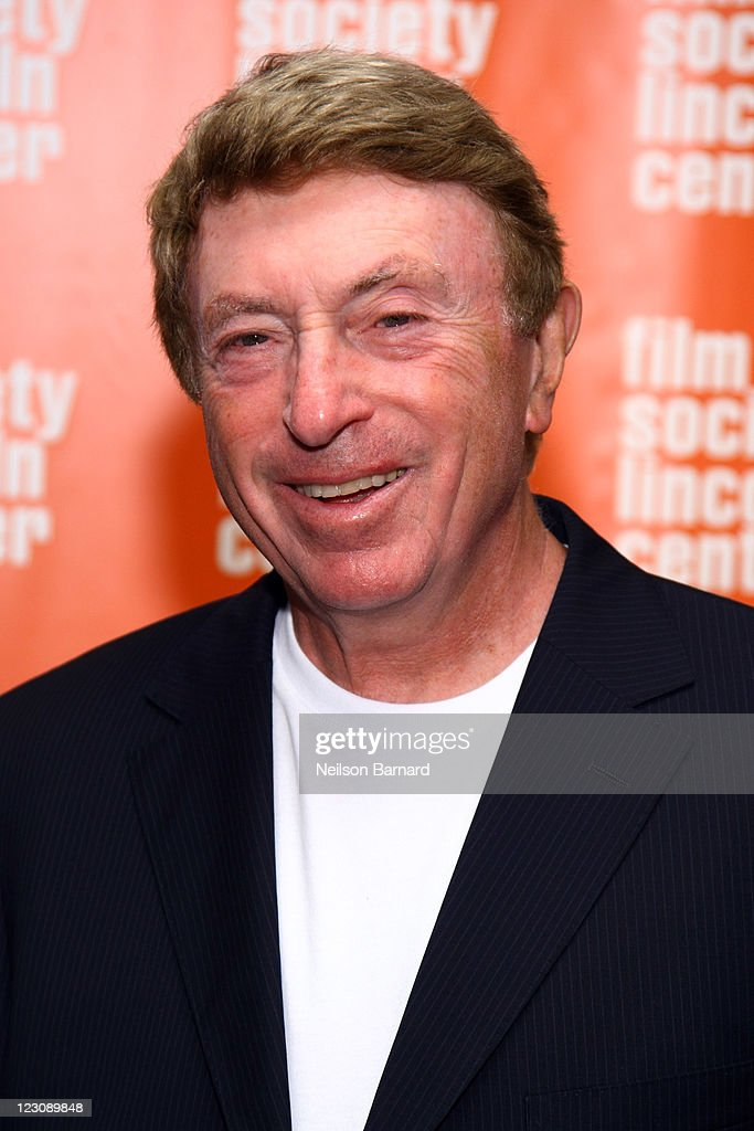 Director Larry Cohen attends Film Comment Selects An Evening with Larry Cohen at Walter Reade Theater on August 30 2011 in New York City