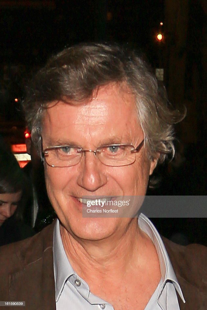 Director <a gi-track='captionPersonalityLinkClicked' href=/galleries/search?phrase=Lasse+Hallstrom&family=editorial&specificpeople=768265 ng-click='$event.stopPropagation()'>Lasse Hallstrom</a> attends 'Safe Haven' New York Screening at Sunshine Landmark on February 11, 2013 in New York City.