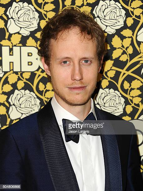 Director Laszlo Nemes attends HBO's post 2016 Golden Globe Awards party at Circa 55 Restaurant on January 10 2016 in Los Angeles California