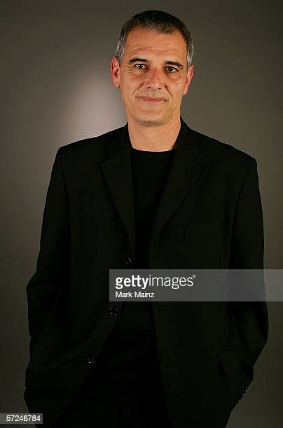Director Laurent Cantet poses for a portrait at the 10th annual City Of Lights City Of Angels French Film Festival held at the DGA on April 3 2006 in...