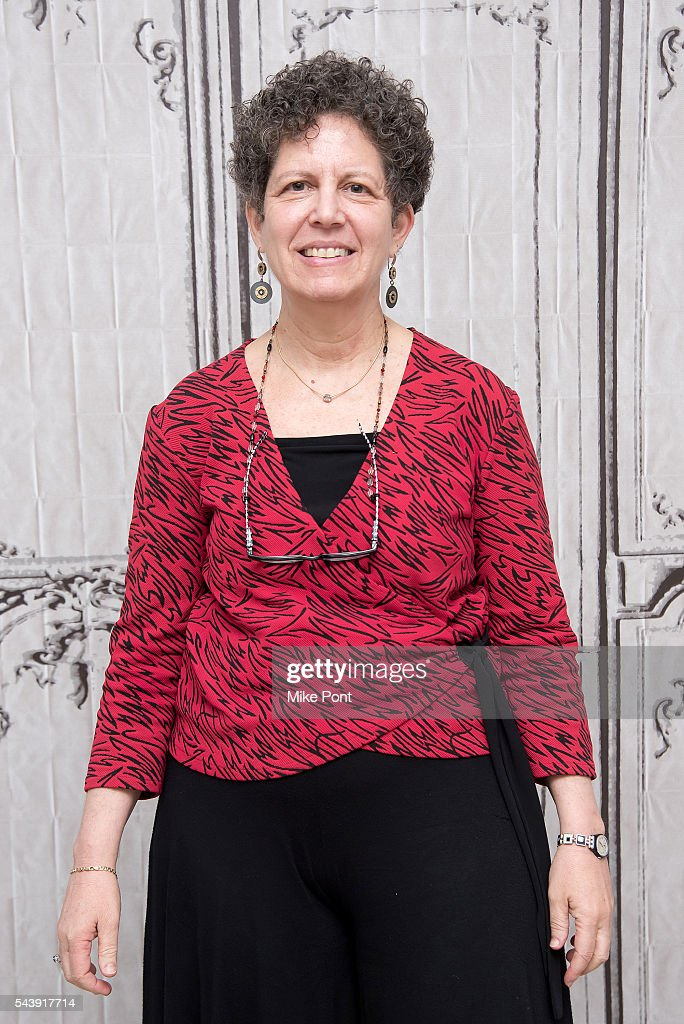 Director Laurie Kahn attends the AOL Build Series to discuss the new documentary 'Love Between The Covers' at AOL Studios In New York on June 30, 2016 in New York City.