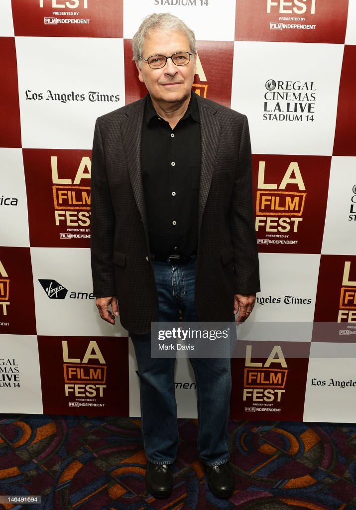 Director <a gi-track='captionPersonalityLinkClicked' href=/galleries/search?phrase=Lawrence+Kasdan&family=editorial&specificpeople=625374 ng-click='$event.stopPropagation()'>Lawrence Kasdan</a> attends the Director's coffee talks during the 2012 Los Angeles Film Festival at Regal Cinemas L.A. Live on June 17, 2012 in Los Angeles, California.