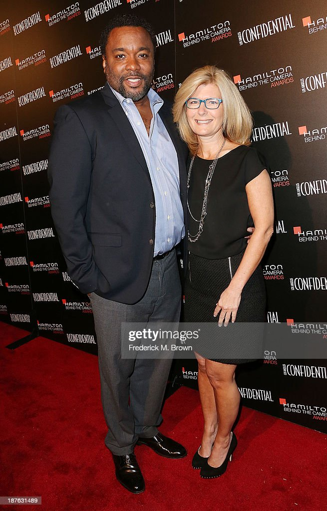 Director <a gi-track='captionPersonalityLinkClicked' href=/galleries/search?phrase=Lee+Daniels&family=editorial&specificpeople=209078 ng-click='$event.stopPropagation()'>Lee Daniels</a> (L) and his guest attend the Seventh Annual Hamilton Behind the Camera Awards at The Wilshire Ebell Theatre on November 10, 2013 in Los Angeles, California.