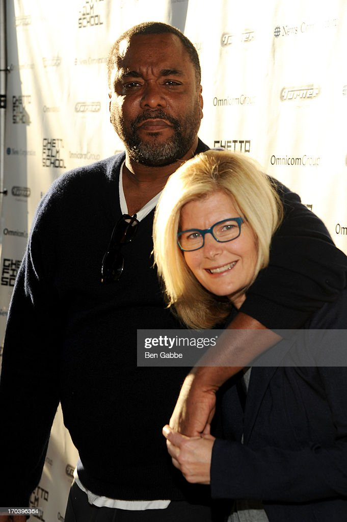Director <a gi-track='captionPersonalityLinkClicked' href=/galleries/search?phrase=Lee+Daniels&family=editorial&specificpeople=209078 ng-click='$event.stopPropagation()'>Lee Daniels</a> and producer Pam Williams attend Ghetto Film School 9th Annual Spring Benefit at The Standard Biergarten on June 12, 2013 in New York City.