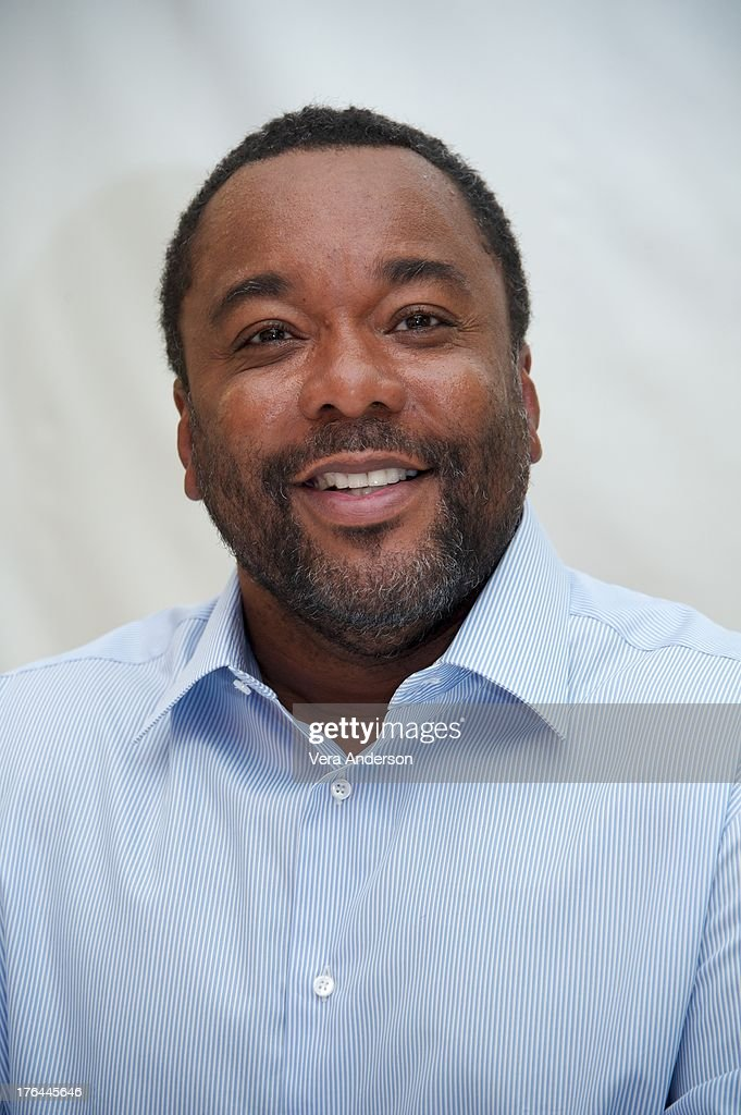 Director Lee Daniels at the 'Lee Daniels' The Butler' Press Conference at the Four Seasons Hotel on August 12, 2013 in Beverly Hills, California.