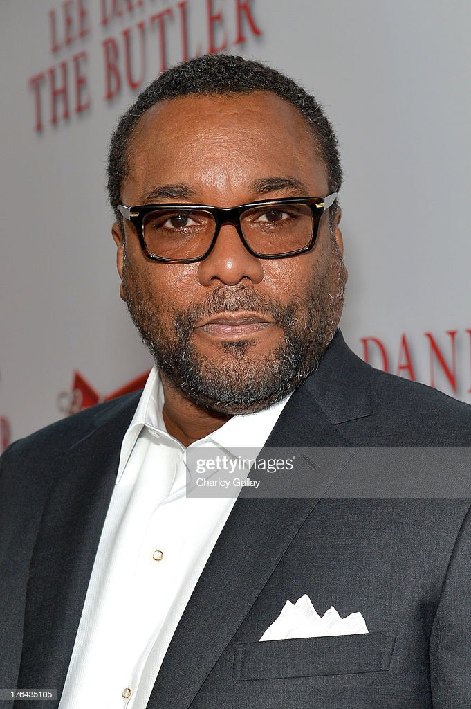 Director Lee Daniels attends LEE DANIELS' THE BUTLER Los Angeles premiere, hosted by TWC, Budweiser and FIJI Water, Purity Vodka and Stack Wines, held at Regal Cinemas L.A. Live on August 12, 2013 in Los Angeles, California.
