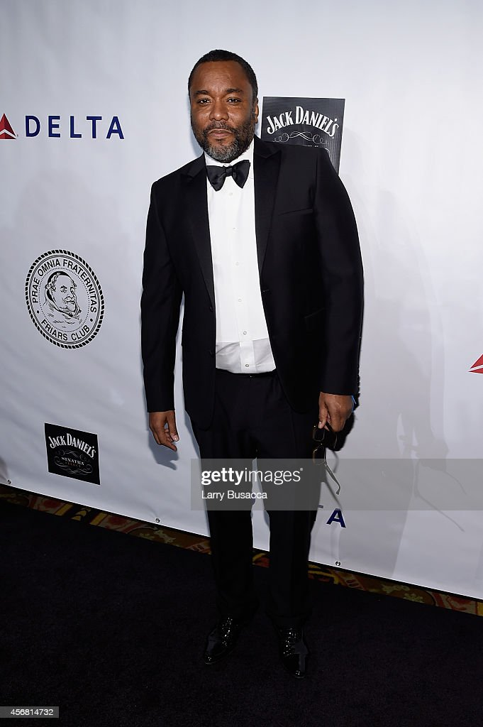 Director Lee Daniels attends the Friars Foundation Gala honoring Robert De Niro and Carlos Slim at The Waldorf=Astoria on October 7 2014 in New York...