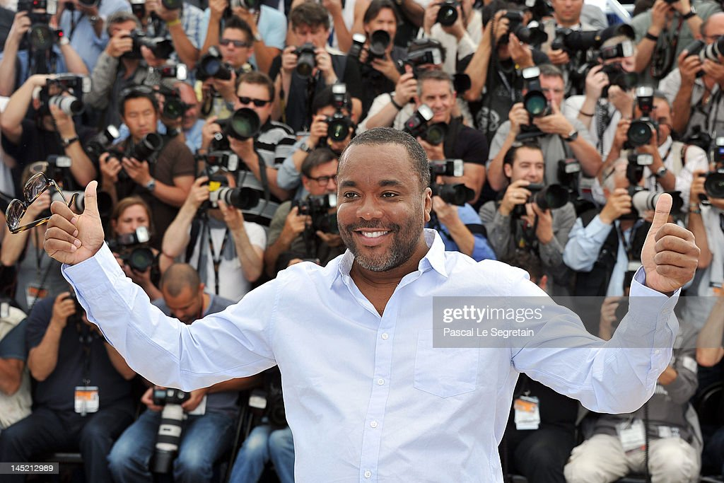Director <a gi-track='captionPersonalityLinkClicked' href=/galleries/search?phrase=Lee+Daniels&family=editorial&specificpeople=209078 ng-click='$event.stopPropagation()'>Lee Daniels</a> attends the 'The Paperboy' photocall during the 65th Annual Cannes Film Festival at Palais des Festivals on May 24, 2012 in Cannes, France.