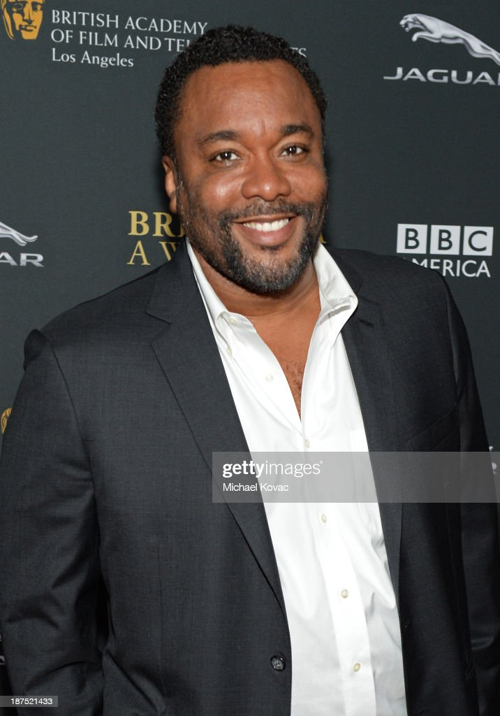 Director <a gi-track='captionPersonalityLinkClicked' href=/galleries/search?phrase=Lee+Daniels&family=editorial&specificpeople=209078 ng-click='$event.stopPropagation()'>Lee Daniels</a> with Stylebop.com attends the 2013 BAFTA LA Jaguar Britannia Awards presented by BBC America at The Beverly Hilton Hotel on November 9, 2013 in Beverly Hills, California.