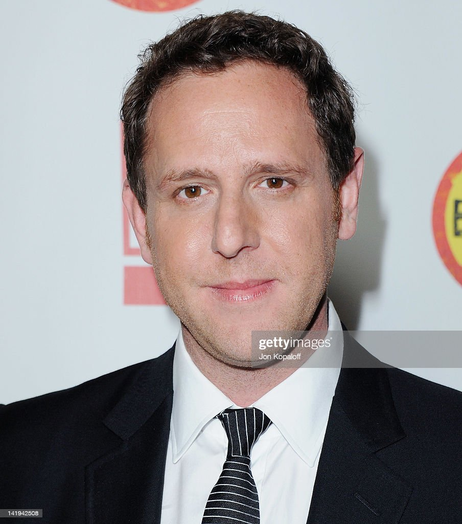 Director Lee Hirsch arrives at the Los Angeles Premiere 'Bully' at Mann Chinese 6 on March 26, 2012 in Los Angeles, California.