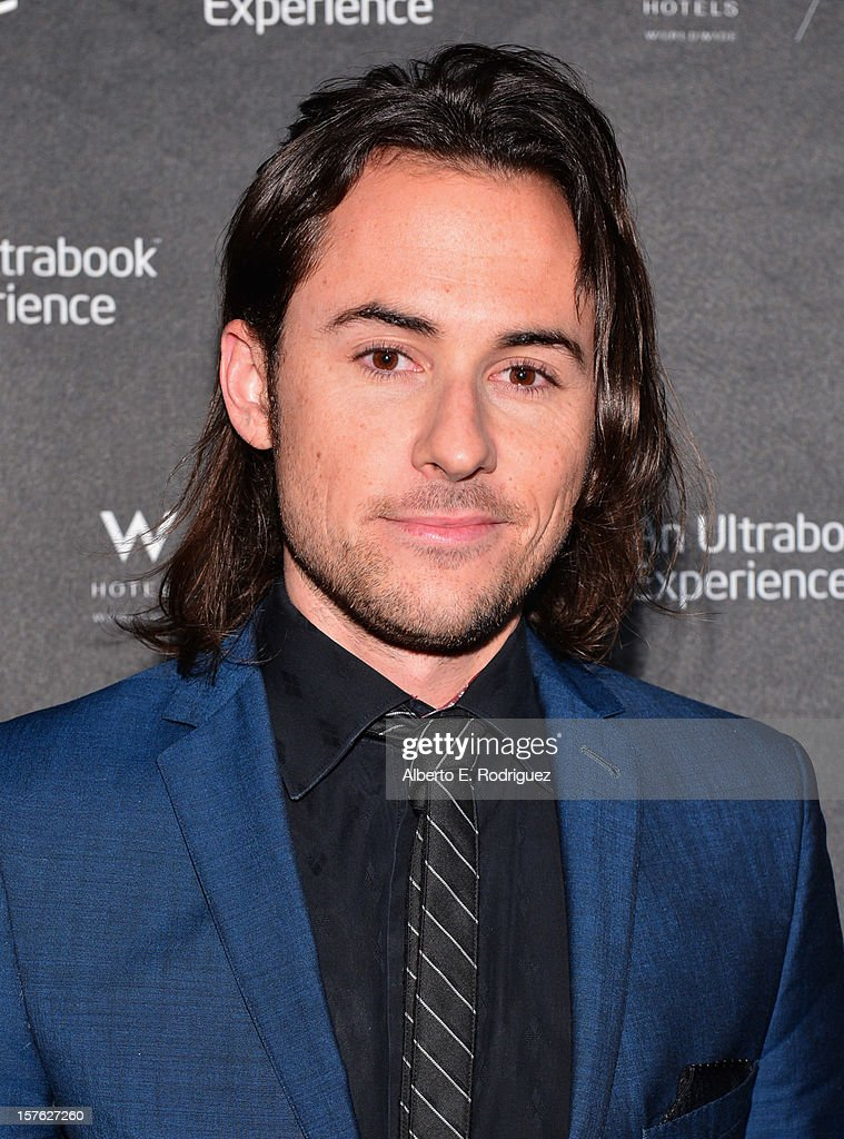 Director Lee Toland Kreiger arrives to the after party for the premiere of 'Four Stories' at The W Hotel on December 4, 2012 in Westwood, California.