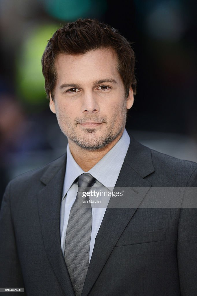 Director Len Wiseman attends the 'Total Recall' UK premiere at Vue West End on August 16, 2012 in London, England.