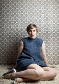 Director Lena Dunham is photographed for Los Angeles Times on April 28 2013 in Brooklyn New York PUBLISHED IMAGE CREDIT MUST READ Jay L Clendenin/Los...