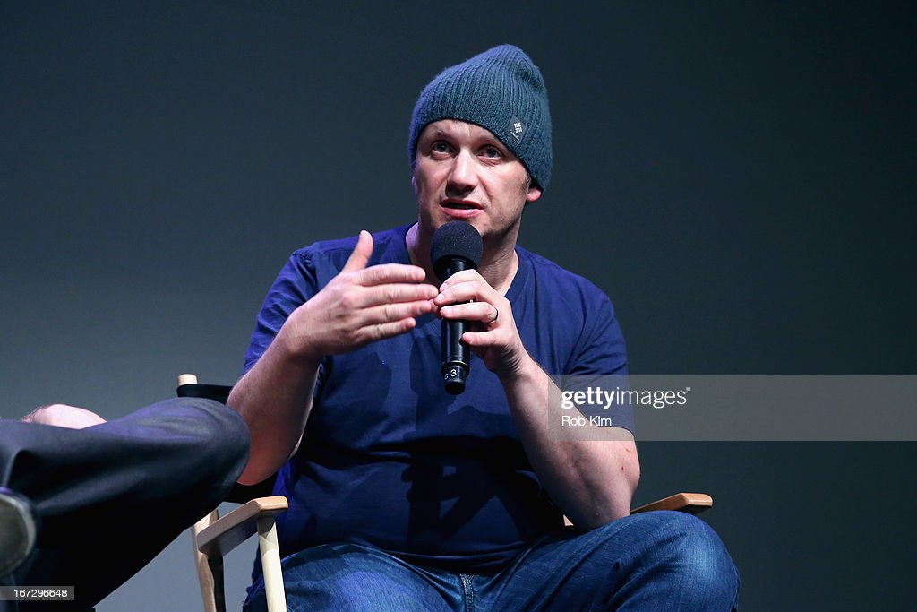 Director Lenny Abrahamson attends Meet the Filmmaker: 'What Richard Did' during the 2013 Tribeca Film Festival at the Apple Store Soho on April 23, 2013 in New York City.