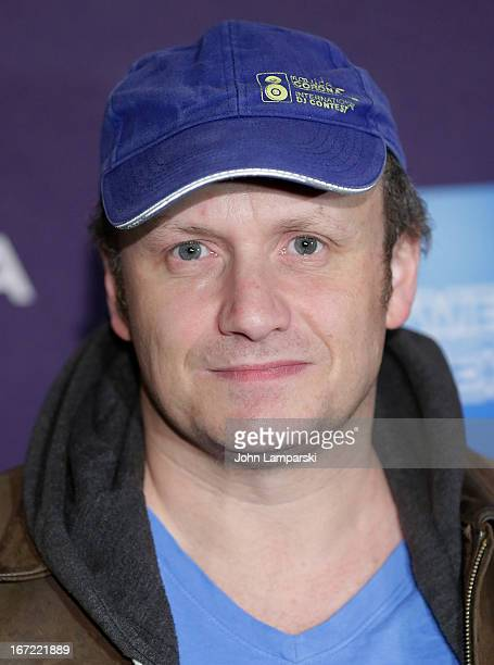 Director Lenny Abrahamson attends the screening of 'What Richard Did' during the 2013 Tribeca Film Festival at Chelsea Clearview Cinemas on April 22...