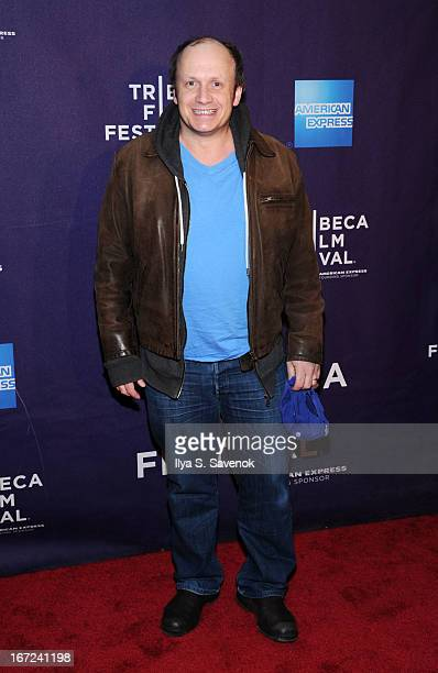 Director Lenny Abrahamson attends the screening of 'What Richard Did' during the 2013 Tribeca Film Festival at Clearview Chelsea Cinemas on April 22...