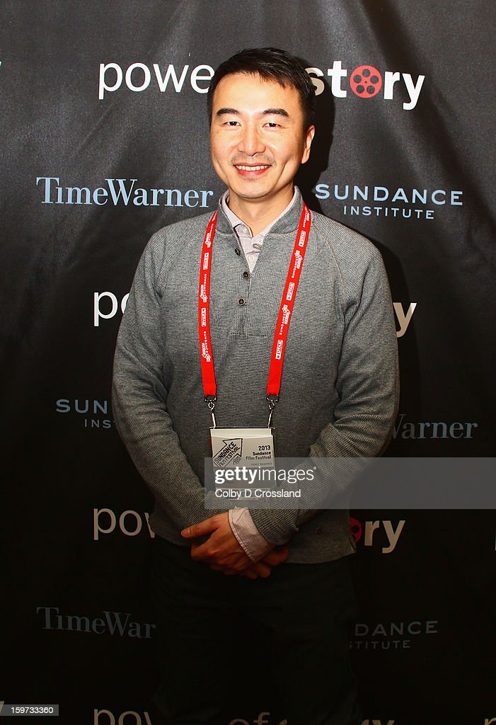 Director Leo Chiang attends the Power Of Story: Independence Unleashed Panel at Egyptian Theatre during the 2013 Sundance Film Festival on January 19, 2013 in Park City, Utah.