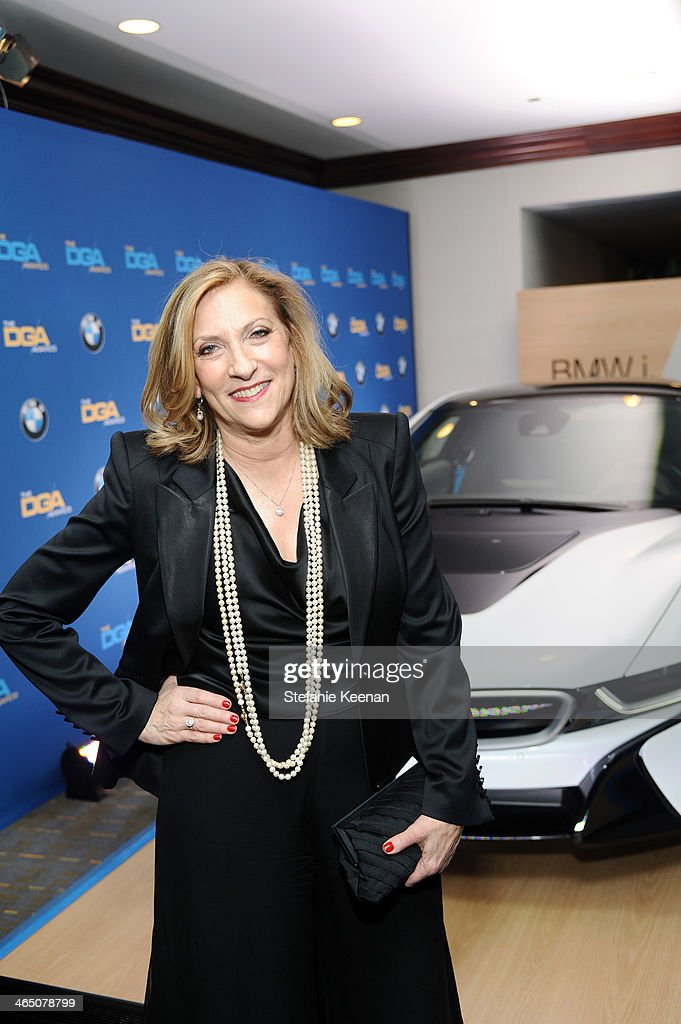 Director Lesli Linka Glatter attends the 66th Annual Directors Guild Of America Awards held at the Hyatt Regency Century Plaza on January 25, 2014 in Century City, California.
