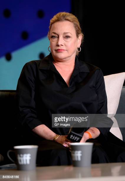 Director Lili Fini Zanuck speaks onstage at 'Eric Clapton Life In 12 Bars' press conference during 2017 Toronto International Film Festival at TIFF...