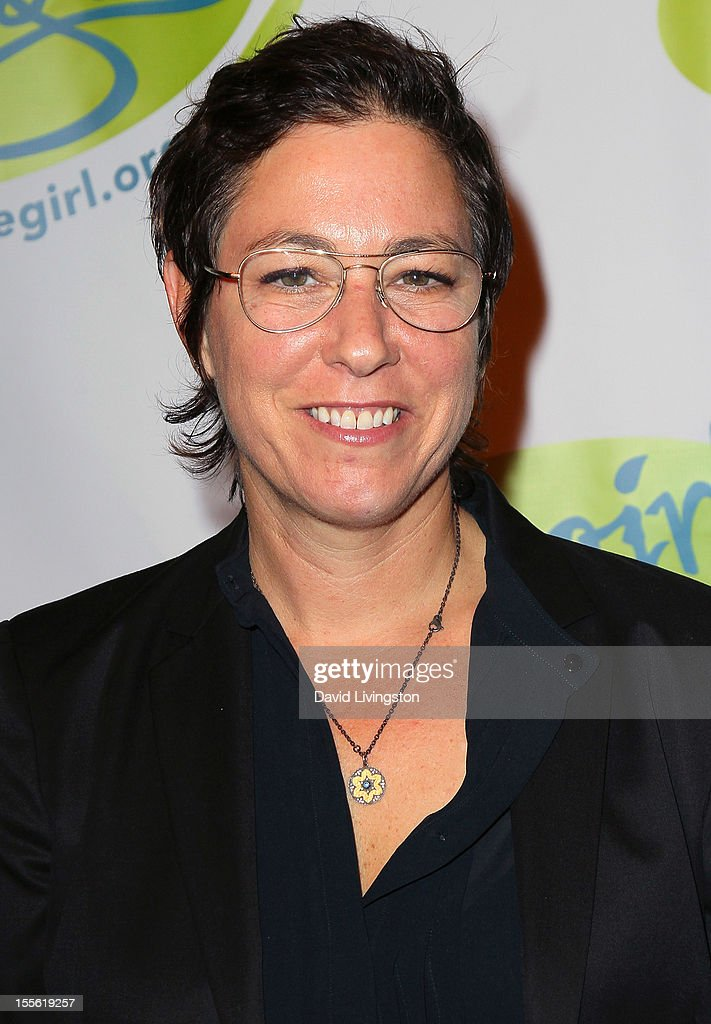 Director Lisa Cholodenko attends the Bold Ink Awards at the Eli and Edythe Broad Stage on November 5 2012 in Santa Monica California