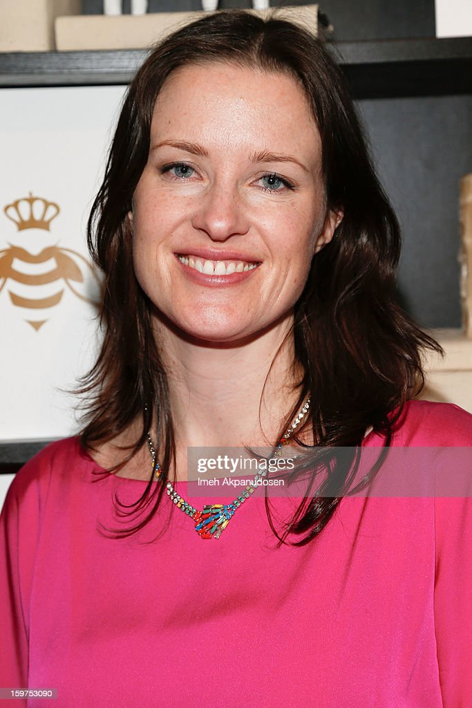 Director Liz W. Garcia attends 'The Lifeguard' after party on January 19, 2013 in Park City, Utah.