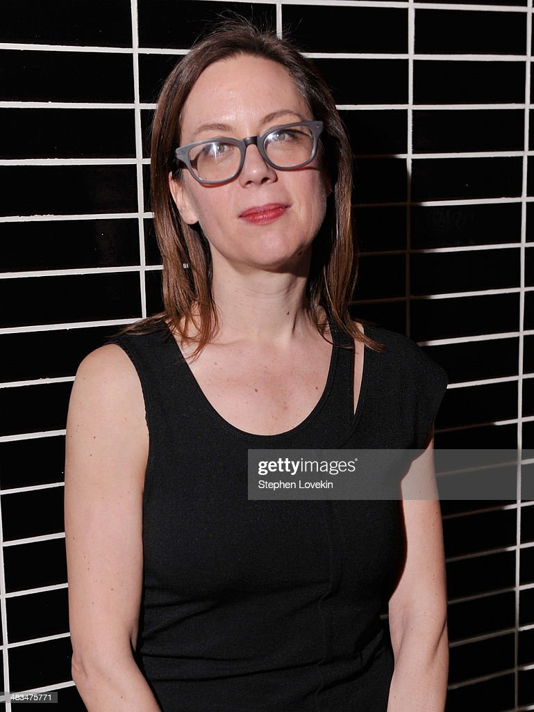 Director Liza Johnson attends IFC Films' 'Hateship Loveship' screening hosted by The Cinema Society and Montblanc after party at The Skylark on April 8, 2014 in New York City.