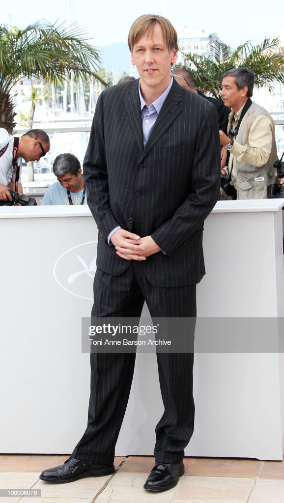 Director Lodge Kerrigan attends the 'Rebecca H. (Return to the Dogs)' Photo Call held at the Palais des Festivals during the 63rd Annual International Cannes Film Festival on May 20, 2010 in Cannes, France.